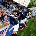27 Post match autograph session