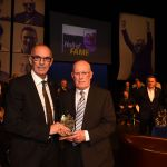 Frank Connor's Induction