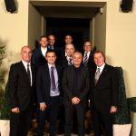 The Hof Commitee and VIPs