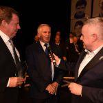 Harry, Gordon Wallace & Bill Leckie