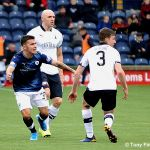 19 Danny's Back in action for Raith