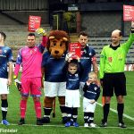 4 Match Mascots Owen and Matthew Drummond