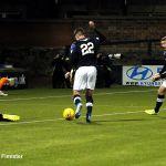 12 Kieron beats the keeper
