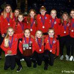 20 Raith Rapid U13 league runners up