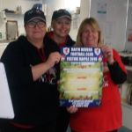 New York Sandwich Co; Kim, Fiona & Sharon