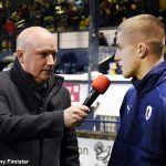 24 John MacDonald interviews new signing Kyle Bow