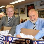 36 Andy Mill and Bill Clark pick the Festive Draw winners