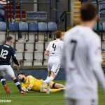 7 Ross matthews scores Raith's first goal