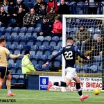 14 RAITH FIRST GOAL FROM DAN ARMSTRONG