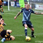 Iain Davidson man of the Match