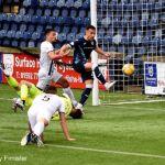 Goal 1 Lewis Vaughan