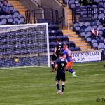 Goal Queens Baynham